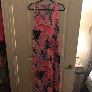 Lilly maxi dress